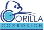 Gorilla Corrosion Logo